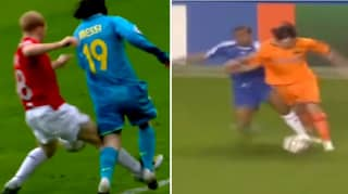 Everyone Needs To Watch Lionel Messi Destroying World Class Players In His Younger Days