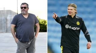 Super Agent Mino Raiola Is Planning For Erling Haaland To Become First £1 Million-A-Week Player