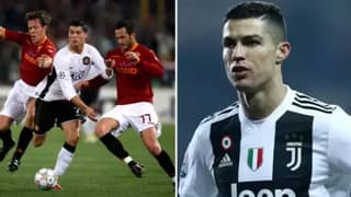 Why Cristiano Ronaldo Will Never Swap Shirts With Any Roma Player
