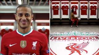 Thiago Alcantara Signs For Liverpool