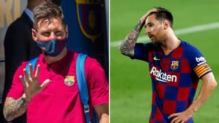 Lionel Messi Could Be Fined A Crazy Amount By Barcelona If He Refuses To Attend Training
