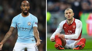 Fabian Delph Set To Go To The World Cup As Jack Wilshere Misses Out