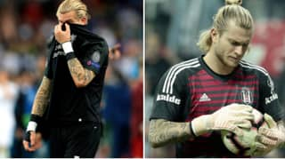 Loris Karius Responds On Instagram After Reports Say Besiktas Want To Send Him Back To Liverpool