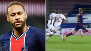 Neymar Deletes Reaction To Barcelona's Penalty Vs PSG