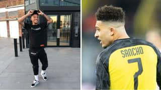 Jadon Sancho's Shirt Number, Weekly Wage And Contract Details Emerge Ahead Of 'Close' Manchester United Move