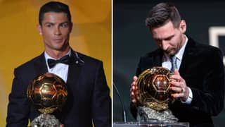 The 10 Players With The Most Ballon d'Or Points In History Have Been Revealed
