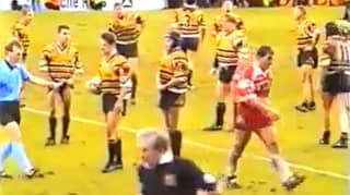 Remember When A Rugby League Commentator Called The Ref A 'D******d' On Live TV