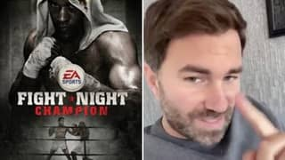 Eddie Hearn Drops Biggest Hint Yet Over A 'New Fight Night Champion Game'