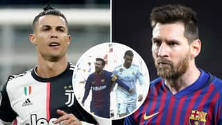 David Beckham Reveals Who Is The Best Player Between Cristiano Ronaldo And Lionel Messi