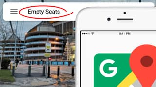 Google Maps Links Directly To The Etihad Stadium If You Search 'Empty Seats'