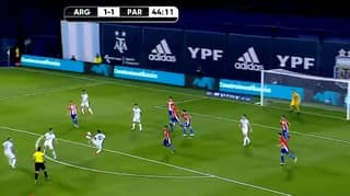 Lionel Messi's Outrageous 'Karate' Touch For Argentina Needs Explaining