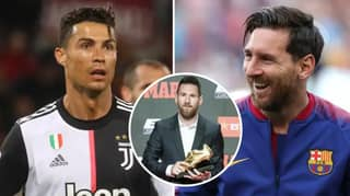 Lionel Messi Ranks Ahead Of Cristiano Ronaldo In The 100 Greatest Players Of The 21st Century