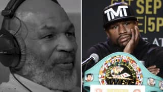 Mike Tyson Claims Floyd Mayweather Is The 'Greatest Boxer In The Past 100 Years'