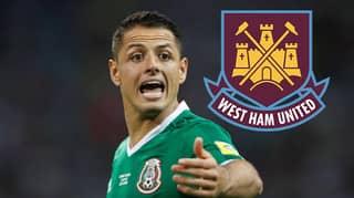 BREAKING: West Ham Hold Talks With Javier Hernandez