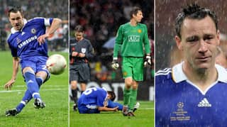 11 Years Ago Today: John Terry Slipped In The Champions League Final