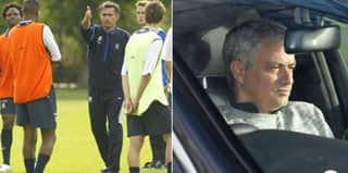 Chelsea Players' Reaction When Jose Mourinho Told Them He Was Leaving In 2007