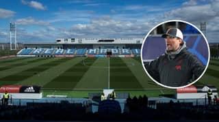 Jurgen Klopp Is Set To Receive A 3D Model Of The Alfredo Di Stefano Stadium After Bernabeu Claim