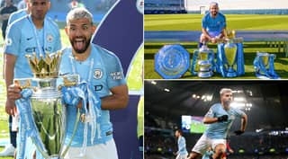 Manchester City Fans Are Worried Sergio Aguero Is Set To Leave This Summer