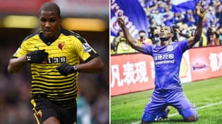 Manchester United Agree Personal Terms With Odion Ighalo For Loan Deal