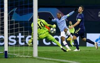 Raheem Sterling Mocks Phil Jones On Social Media After City's Win In Zagreb