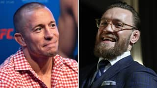 Georges St-Pierre Snubs Conor McGregor As He Names Three Fighters In MMA GOAT Debate
