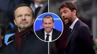 UEFA President Aleksander Ceferin Calls Manchester United And Juventus Chiefs 'Snakes'