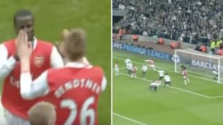 Nicklas Bendtner Scored The Fastest Goal By A Substitute In Premier League History And It's Absolute Scenes