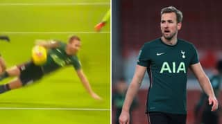 Harry Kane Compared To Tom Hanks For His Dive Vs Wolves