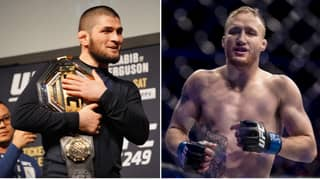 Justin Gaethje Told How To Beat Khabib Nurmagomedov By UFC Star Who Has Faced Them Both