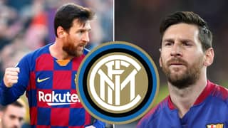 Why Lionel Messi Could Complete A Stunning Move To Inter Milan