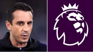 Gary Neville Shares Five-Point Plan On How To Save 2019/20 Season