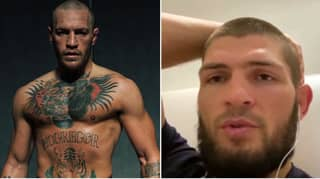 Khabib Nurmagomedov Reveals What Conor McGregor Must Do To Earn A UFC Title Shot