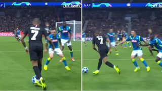 Napoli's Kalidou Koulibaly Comes Up With Hilarious New Method To Stop Kylian Mbappe