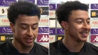 Jesse Lingard's Emotional Post-Match Interview Following West Ham Debut Is Incredibly Heartwarming