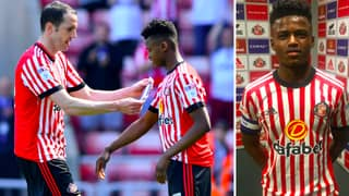 16-Year Old Bali Mumba Captained Sunderland Before He Sat His GSCE's