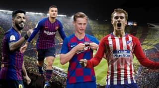 Antoine Griezmann Signing Takes Barcelona To €1 Billion Transfer Mark In Five Years