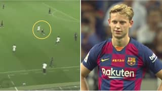 Frenkie De Jong's Individual Highlights On His Barcelona Debut Prove He's The Real Deal