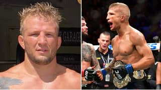 Former UFC Champion TJ Dillashaw Is Looking Seriously Jacked Ahead Of 2021 Comeback