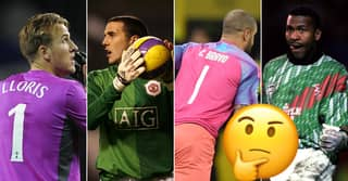 QUIZ: Can You Name The Outfield Football Star Playing In Goal?