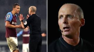 West Ham Midfielder Tomas Soucek Reacts To Mike Dean Receiving Death Threats