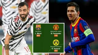 The Champions League 'Team Of The Group Stage' According To Statistics