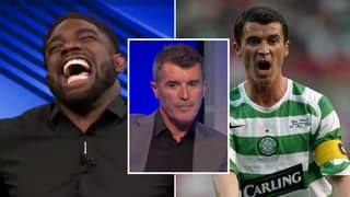 Micah Richards Has Responded To Roy Keane Wanting The Celtic Job In Typical Fashion