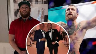 Conor McGregor's Dad And Media Company Tease UFC Return - One Week After Retirement