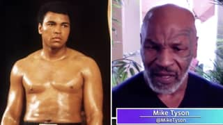 Mike Tyson Finally Settles Prime 'Iron' Mike Vs Muhammad Ali Debate Once And For All