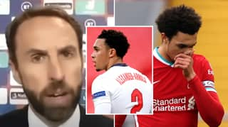 Gareth Southgate Has Explained Trent Alexander-Arnold's Shocking Omission From Latest England Squad
