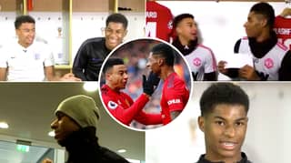 Thread Of Marcus Rashford And Jesse Lingard Arguing Over Pointless Things Is Brilliant
