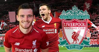 Liverpool's Andy Robertson Voted The Best Left-Back In The World