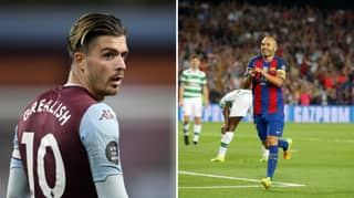 "Jack Grealish ""Reminds Me Of Andres Iniesta In His Prime"""