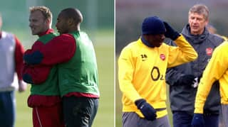 Arsene Wenger Confirms Hilarious Story Of Kolo Toure's Trial At Arsenal