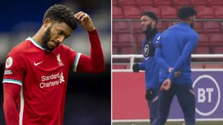 Joe Gomez 'Suffers Potentially Serious Injury' In England Training